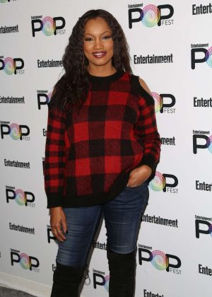 Garcelle Beauvais - Entertainment Weekly PopFest in Los Angeles