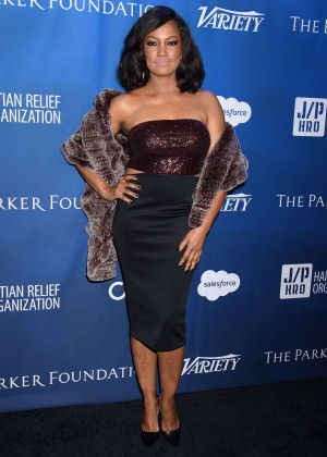 Garcelle Beauvais - Gala Benefiting Haiti Relief in Beverly Hills