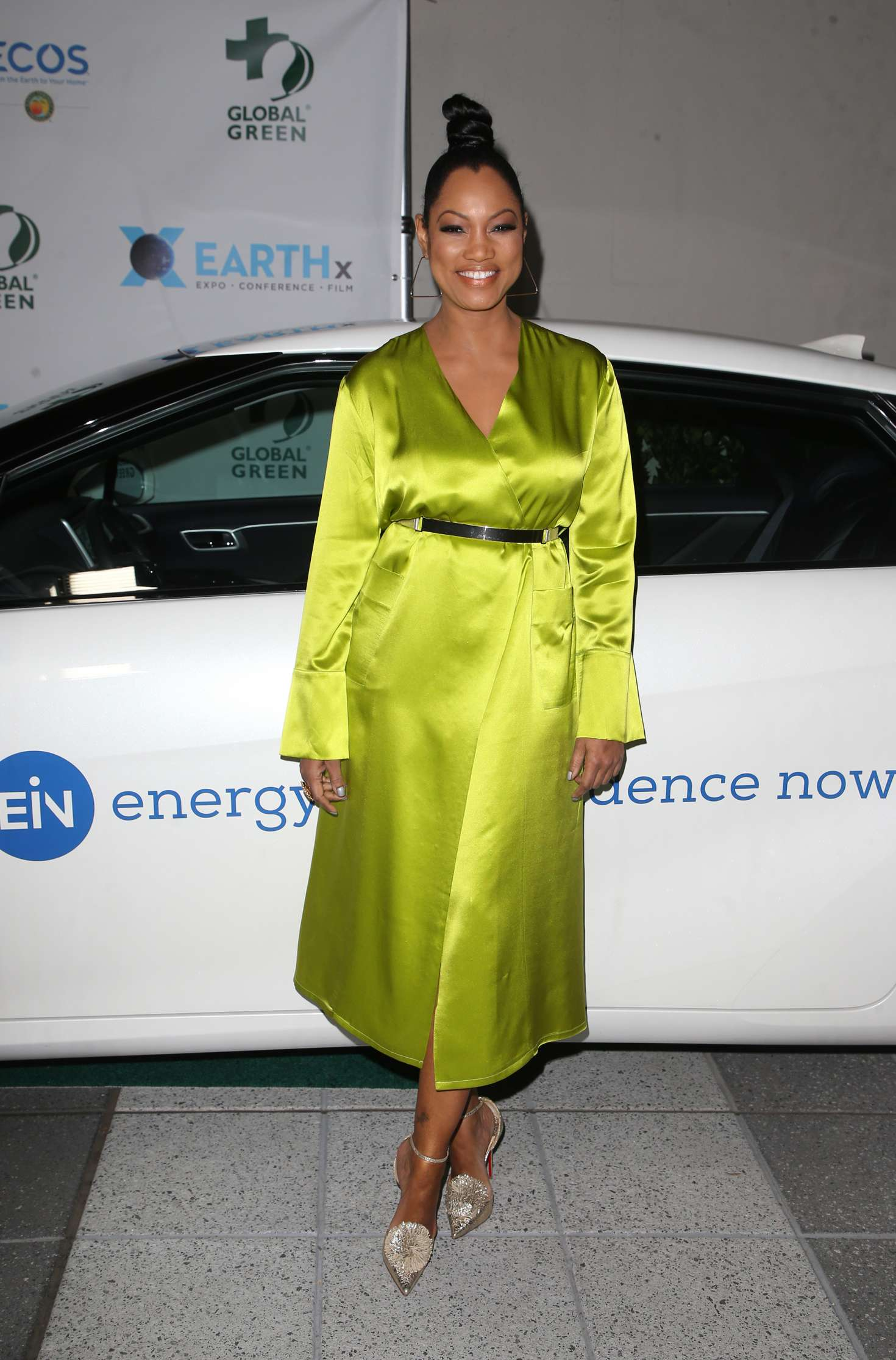 Garcelle Beauvais - Global Green Pre Oscars Party 2018 in Los Angeles