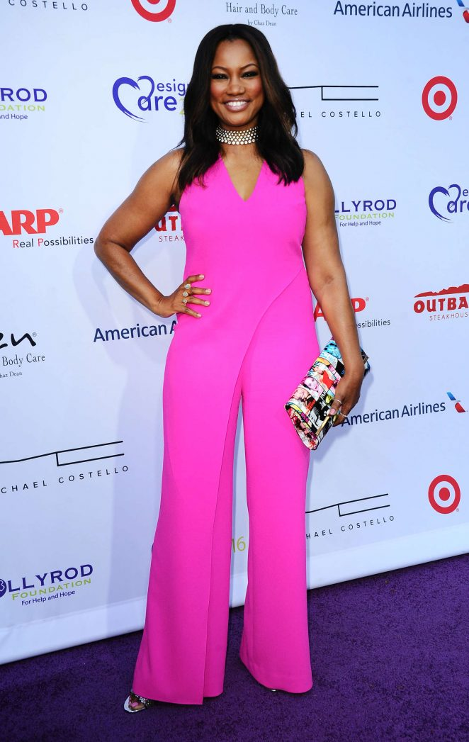 Garcelle Beauvais - HollyRod Foundation's 2016 DesignCare Gala in Pacific Palisades