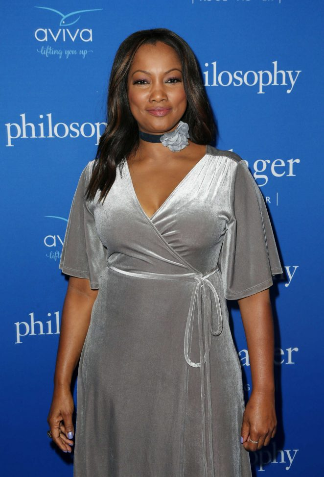 Garcelle Beauvais - Philosophy And Ellen Pompeo Welcome You To The Age Of Cool in West Hollywood