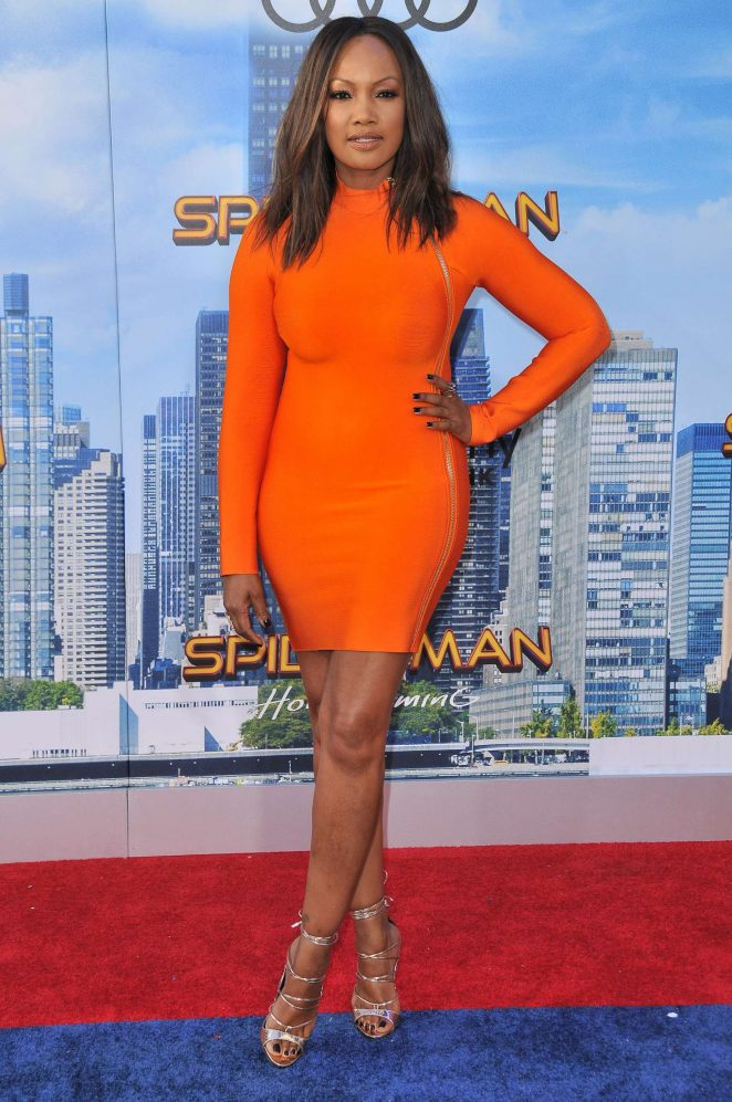 Garcelle Beauvais - 'Spider-Man: Homecoming' Premiere in Hollywood