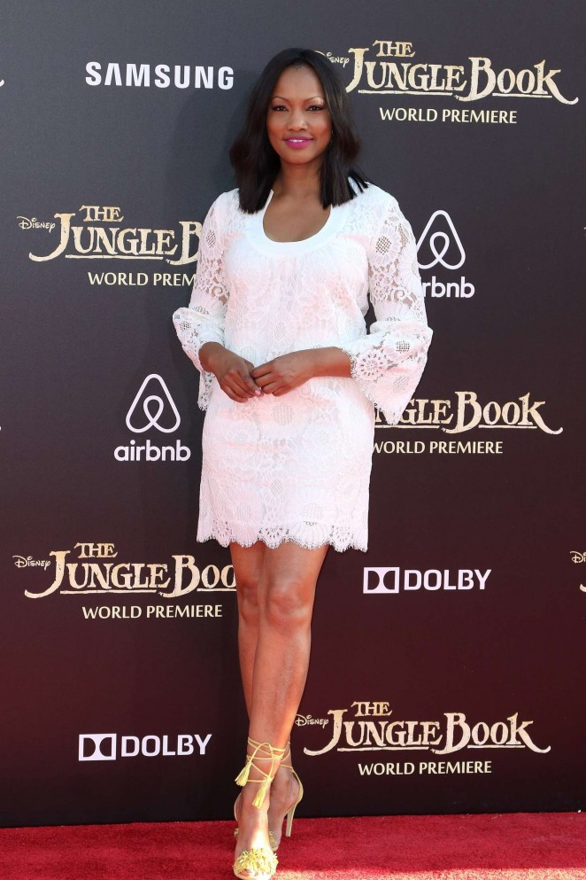 Garcelle Beauvais - 'The Jungle Book' Premiere in Hollywood
