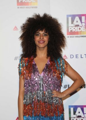Gavin Turek - 2016 Pride Opening Night Festival Day 2 in LA