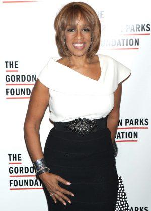 Gayle King - 2016 Gordon Parks Foundation Awards Dinner in New York