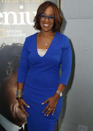 Gayle King - 'Genius' TV show Screening at Tribeca Film Festival in NY