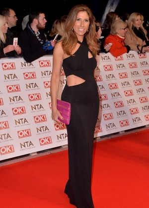 Gaynor Faye - 2015 National Television Awards in London
