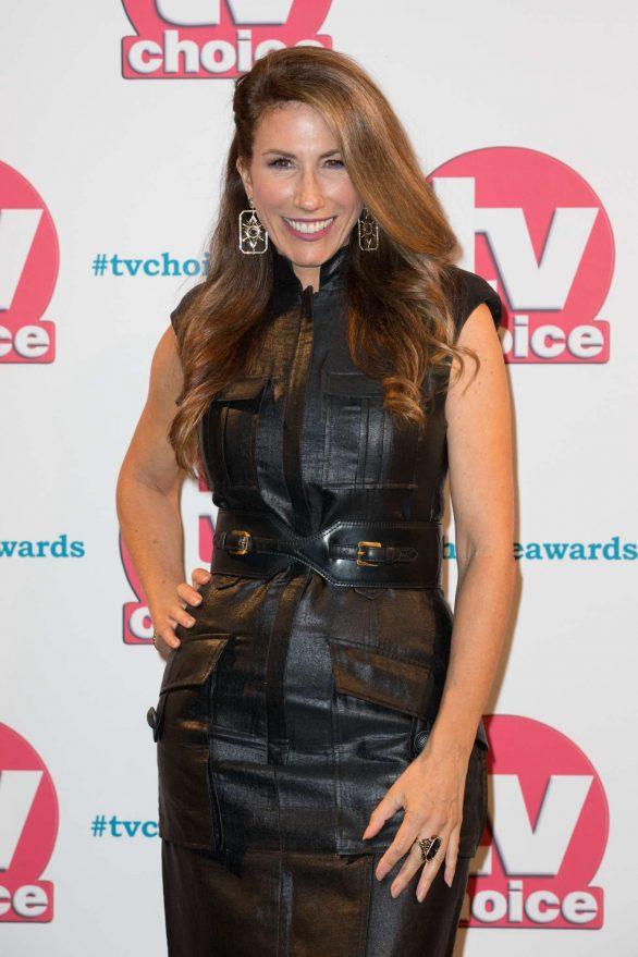 Gaynor Faye - 2019 TV Choice Awards in London