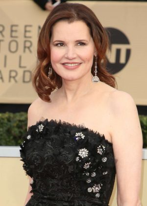 Geena Davis - 2018 Screen Actors Guild Awards in Los Angeles
