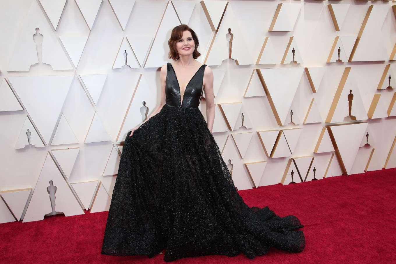 Geena Davis - 2020 Oscars in Los Angeles-04 GotCeleb