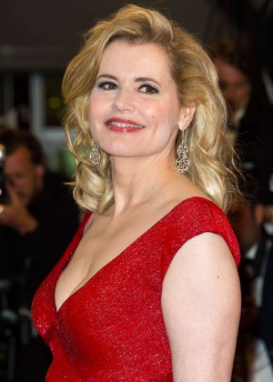 Geena Davis - 'The Nice Guys' Premiere at 2016 Cannes Film Festival