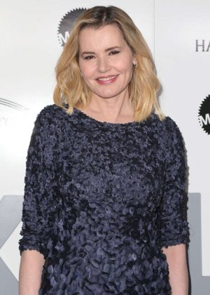 Geena Davis - UCLA Mattel Children's Hospital Gala in Los Angeles