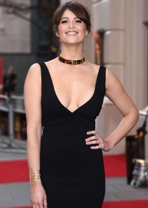Gemma Arterton  - 2015 Olivier Awards in London