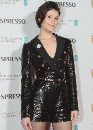 Gemma Arterton - 2018 BAFTA Nominees Party in London