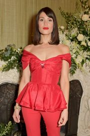 Gemma Arterton - 2020 British Vogue and Tiffany Fashion and Film Party in London