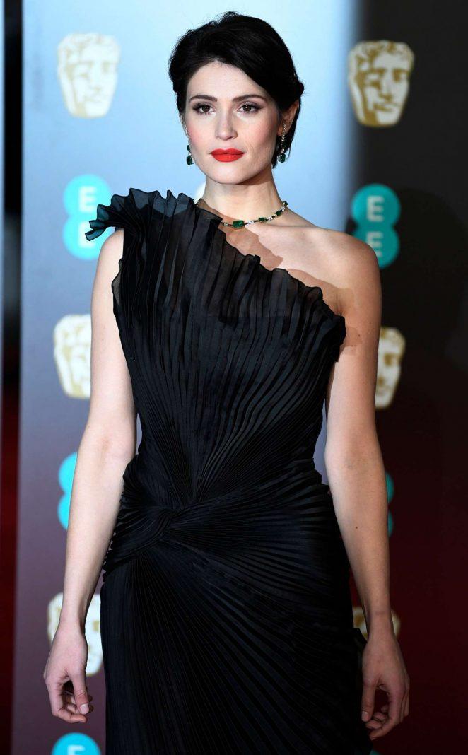 Gemma Arterton - 2018 BAFTA Awards in London