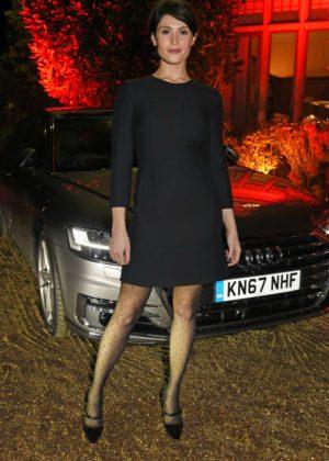 Gemma Arterton - Audi A8 Launch in Midhurst