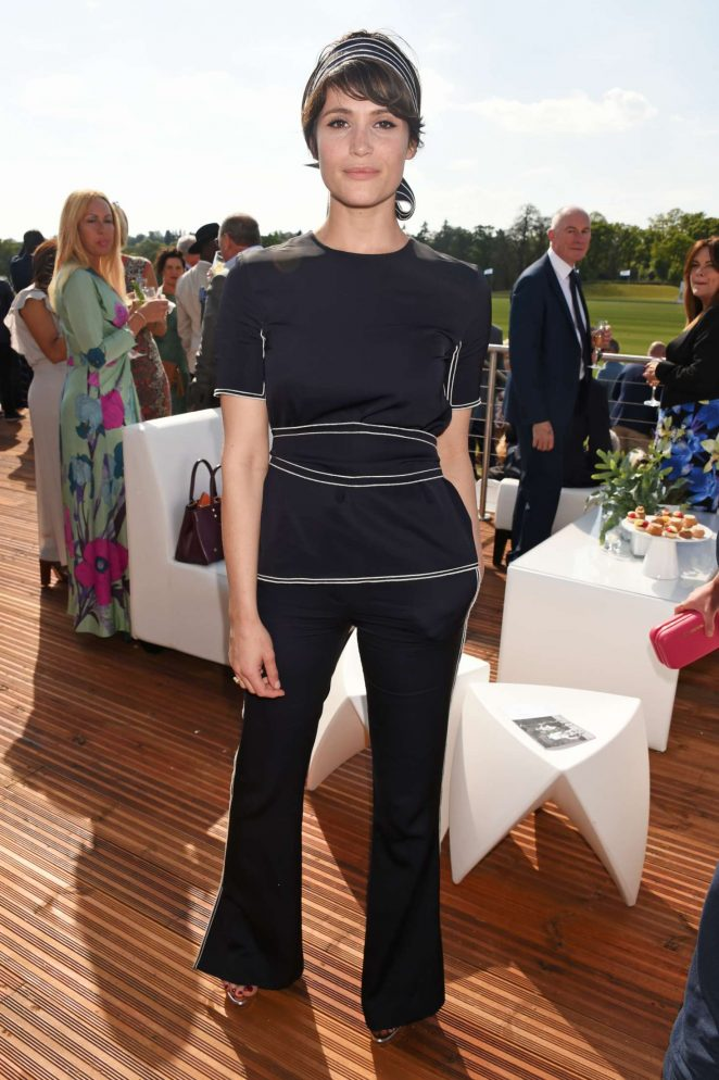 Gemma Arterton: Audi Polo Challenge – Day Two -04