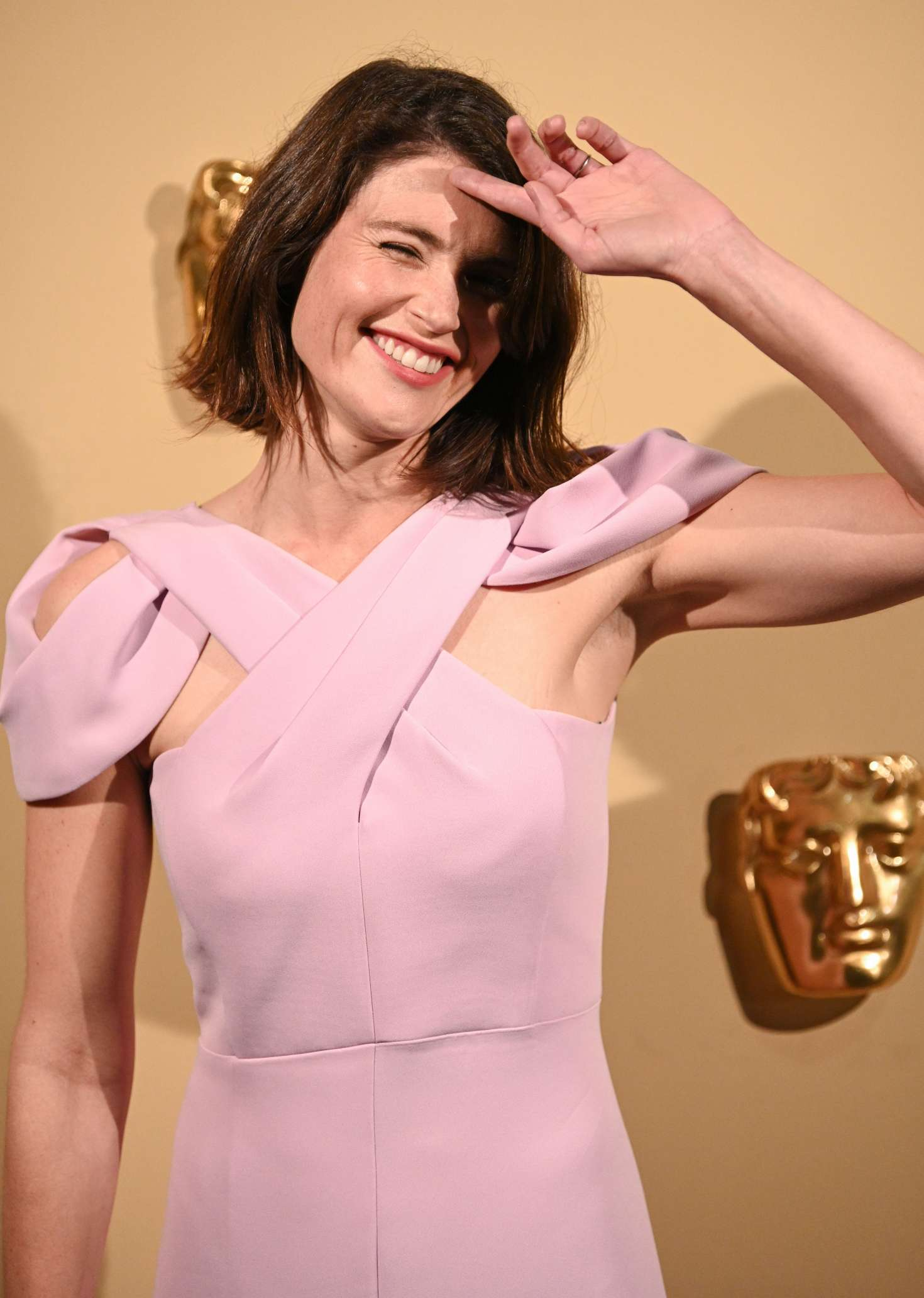 Gemma Arterton - BAFTA Breakthrough Brits in London