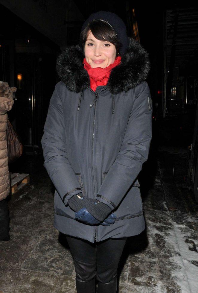 Gemma Arterton – ERA 50:50 Talk in London