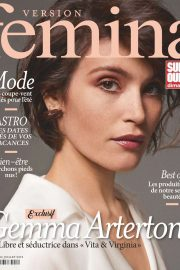 Gemma Arterton - Femina Magazine (July/August 2019)