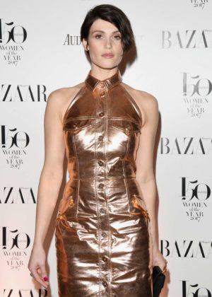 Gemma Arterton - Harper's Bazaar Women of the Year Awards 2017 in London