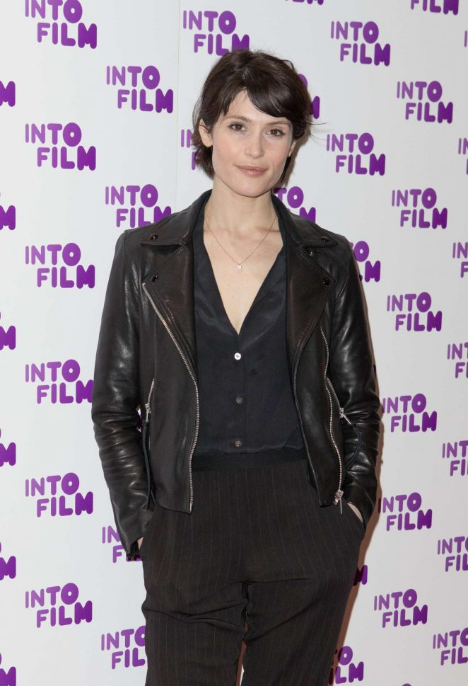Gemma Arterton - Into Film Awards 2018 in London