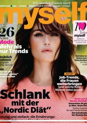 Gemma Arterton - Myself Germany Magazine (February 2015)