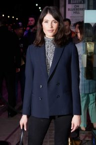 Gemma Arterton - 'On Blueberry Hill' Press Night in London