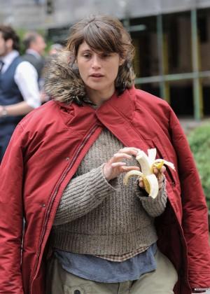 Gemma Arterton on She Who Brings Gifts set -10