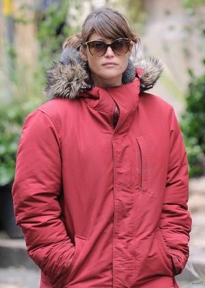 Gemma Arterton on She Who Brings Gifts set -12