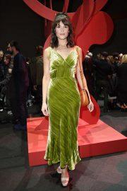 Gemma Arterton - Prada show at Milan Fashion Week 2020
