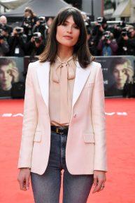 Gemma Arterton - Radioactive premiere at the Curzon Mayfair London