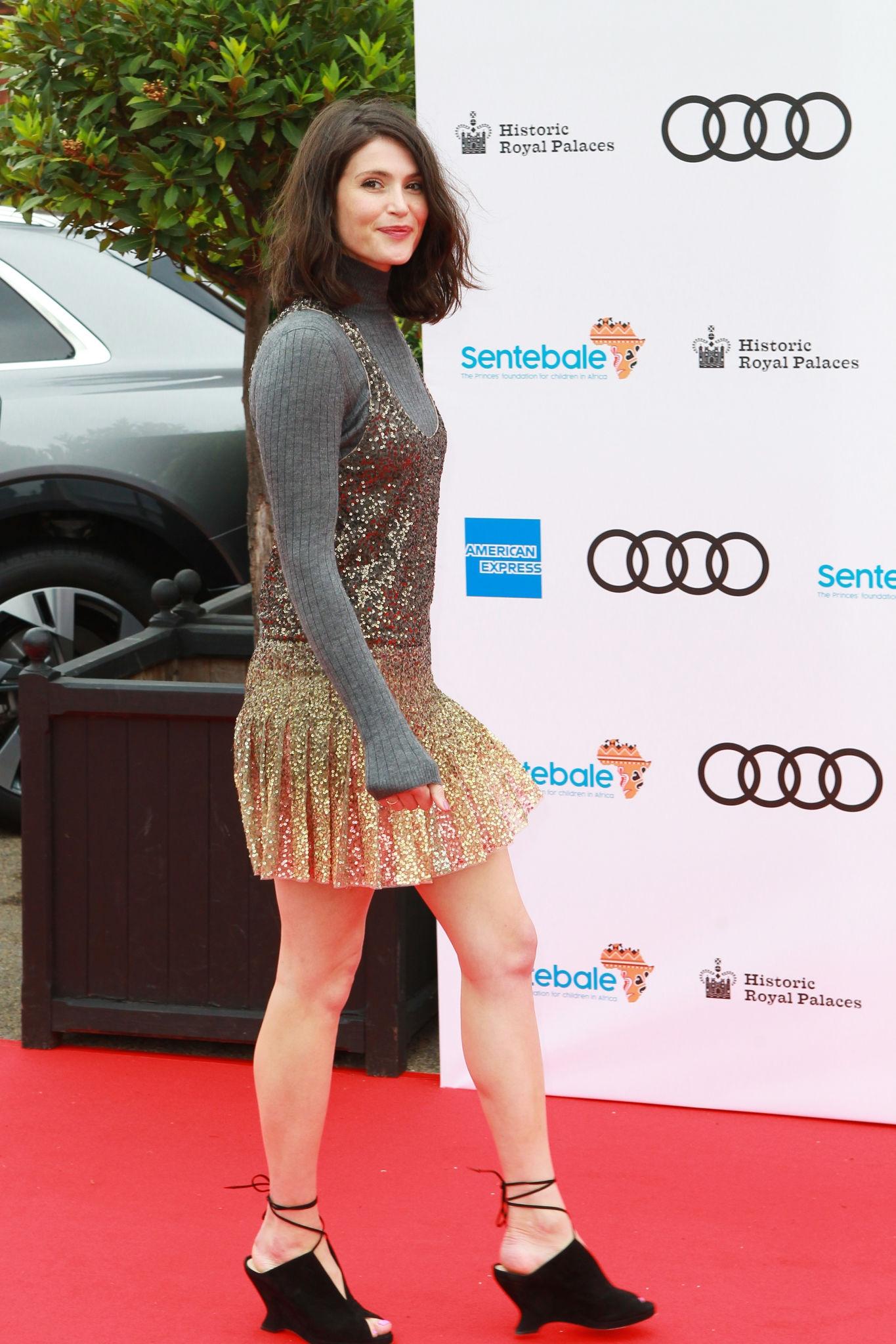 Gemma Arterton 2019 : Gemma Arterton: Red Carpet at Audi Sentebale Concert in London-07