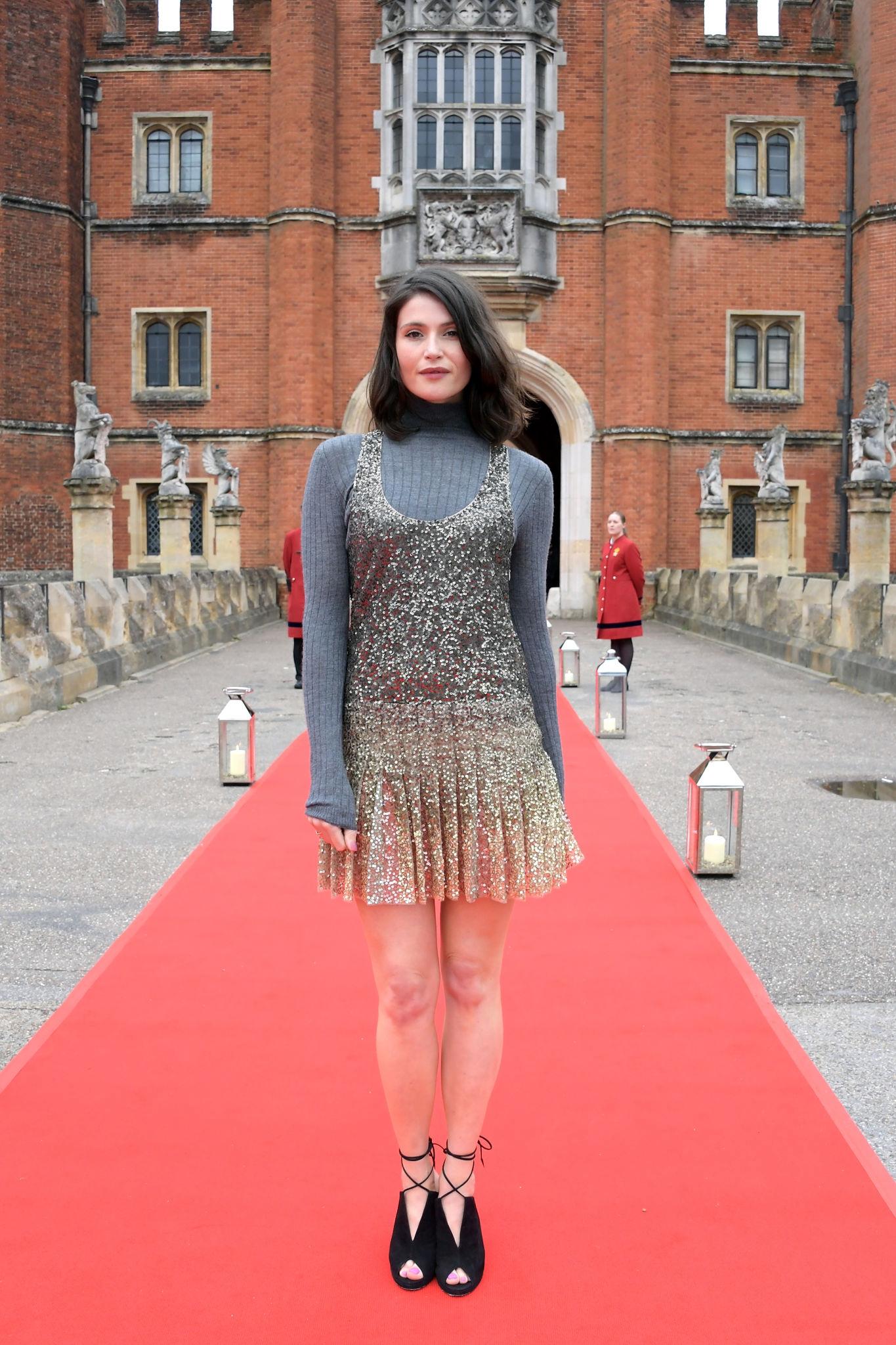 Gemma Arterton 2019 : Gemma Arterton: Red Carpet at Audi Sentebale Concert in London-16