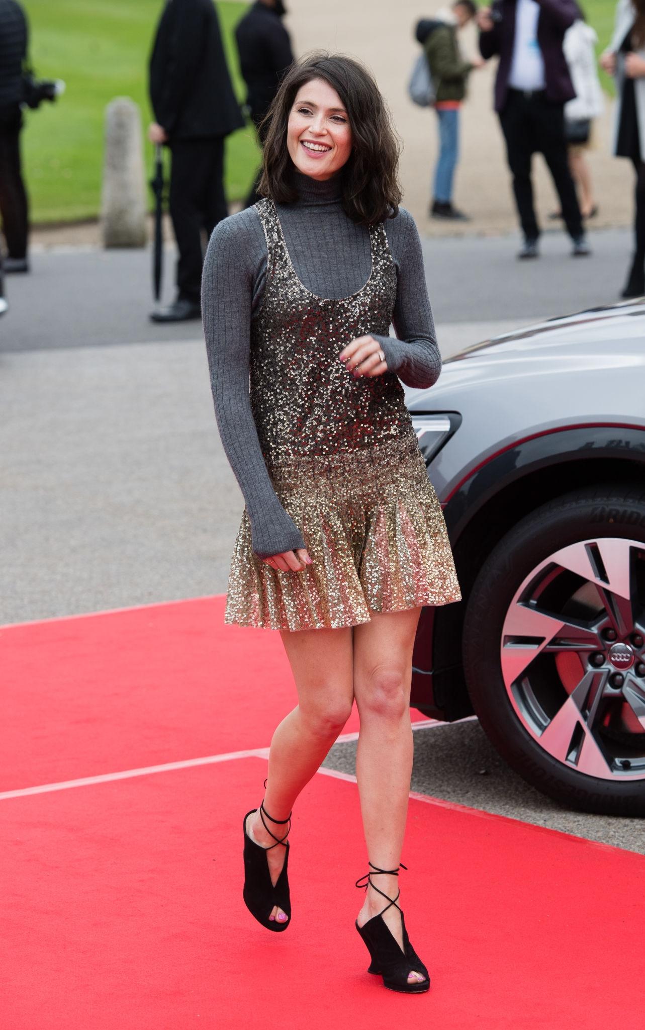 Gemma Arterton 2019 : Gemma Arterton: Red Carpet at Audi Sentebale Concert in London-17