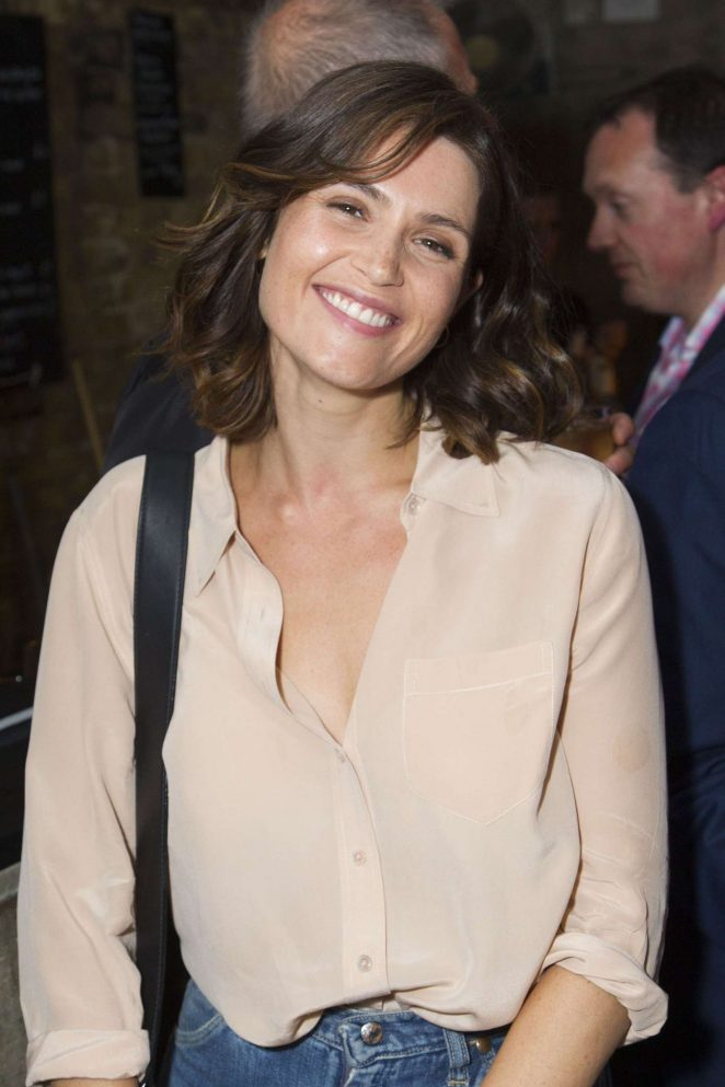 Gemma Arterton - Richard III Press Night in London