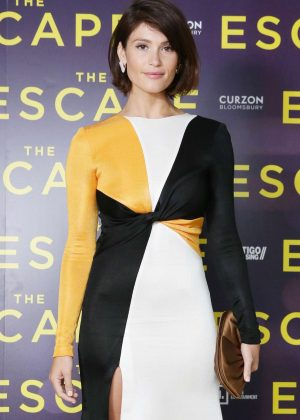 Gemma Arterton - 'The Escape' Screening in London