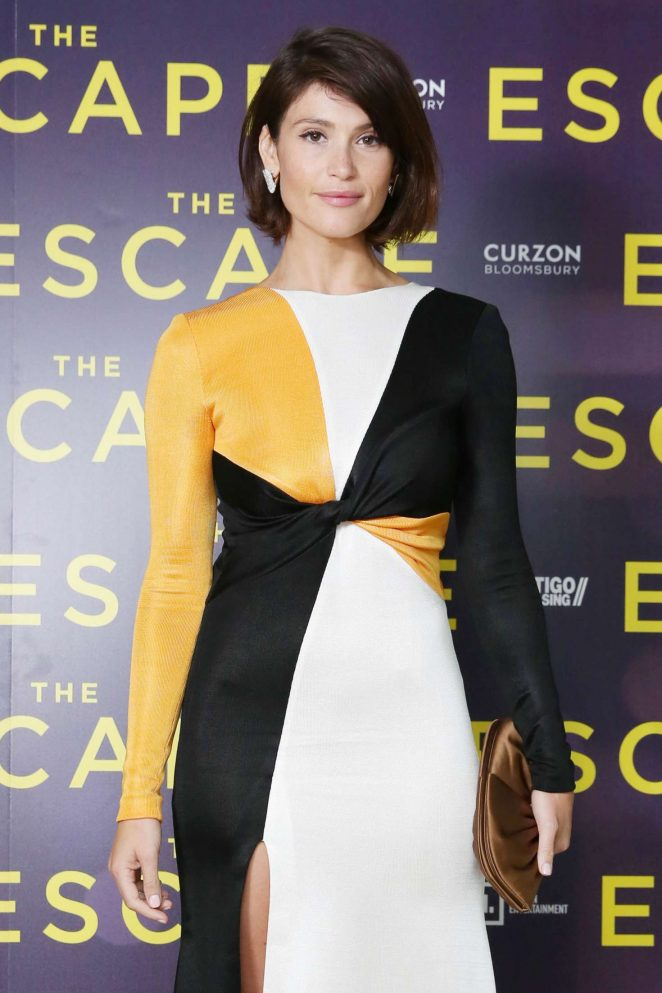 Gemma Arterton – 'The Escape' Screening in London