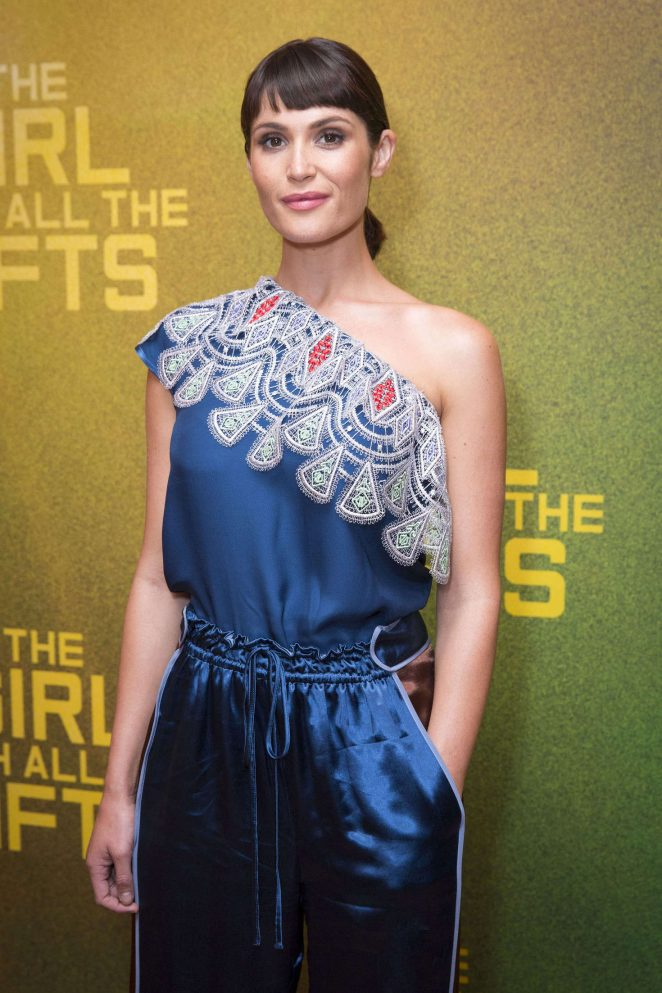 Gemma Arterton - 'The Girl With All The Gifts' Screening in London
