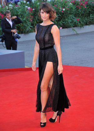 Gemma Arterton - 'The Young Pope' Premiere at 73rd Venice Film Festival in Italy