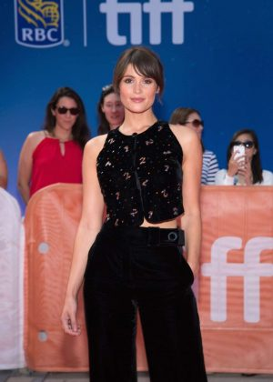 Gemma Arterton - 'Their Finest' Premiere at 2016 Toronto International Film Festival