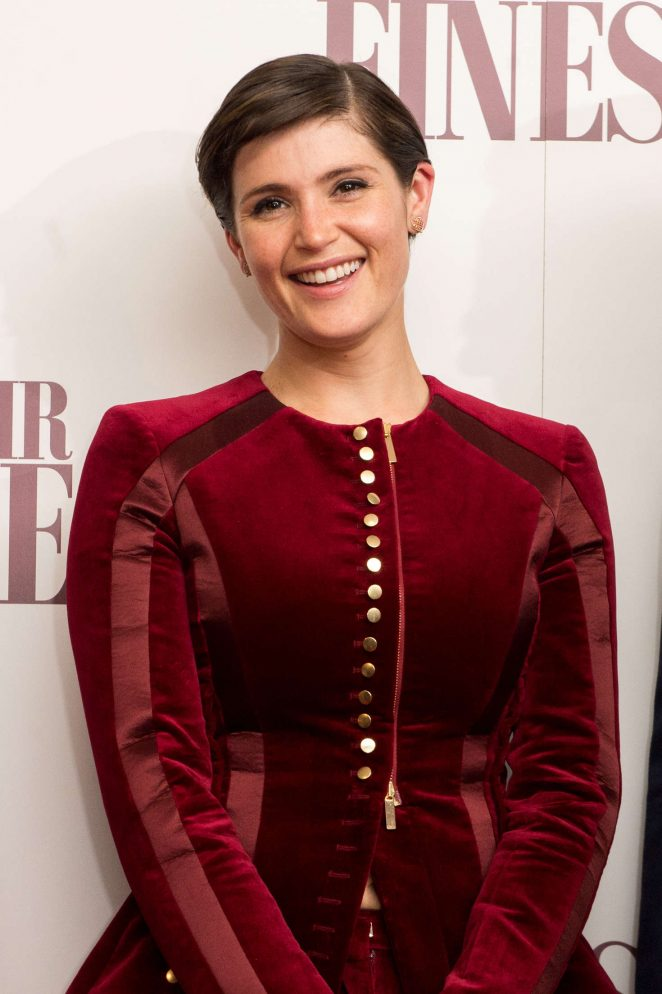 Gemma Arterton – 'Their Finest' Screening in London