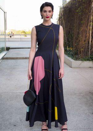 Gemma Arterton - 'Une Femme heureuse' Premiere in Paris