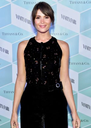 Gemma Arterton - Vanity Fair And Tiffany & Co. Host A Private Dinner in Toronto
