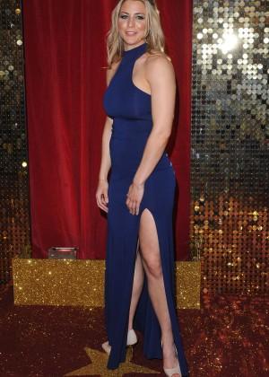 Gemma Atkinson - 2015 British Soap Awards in Manchester
