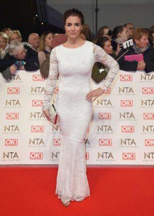 Gemma Atkinson - 2017 National Television Awards in London