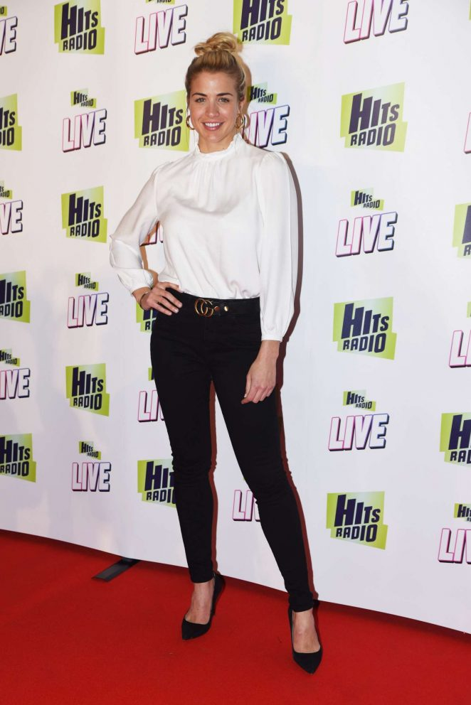 Gemma Atkinson - 2018 Hits Radio Live Event in Manchester