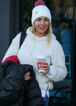 Gemma Atkinson at Strictly Come Dancing Hotel in London