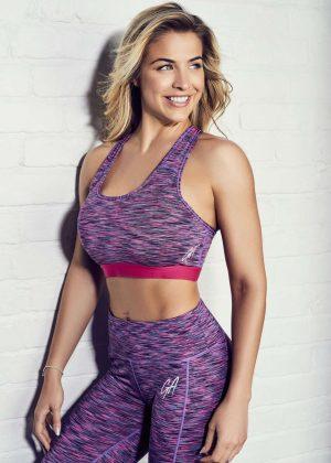 Gemma Atkinson by Gemma Atkinson New Sportswear Range 2018